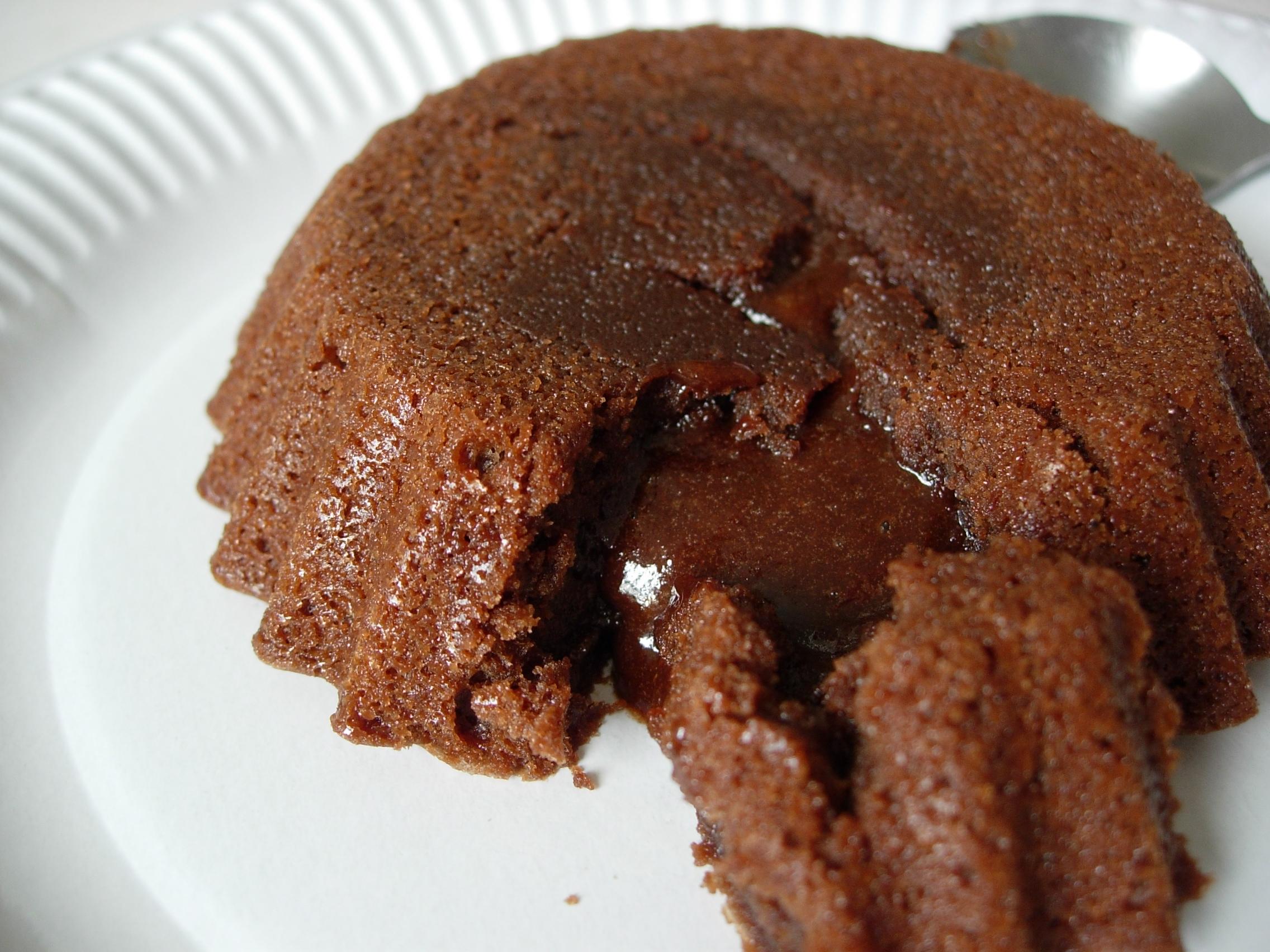 Gateau fondant au chocolat inratable